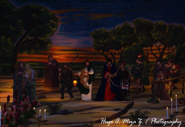 Velación de San Felipe de Jesus 06