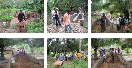 5516997863 b8c7c9cd4d Kegiatan Gotong Royong Masyarakat dan Fasiltator di Kel Hanopan P. Sidimpuan