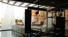 Metro Torrent 02 (Cristales Berca) Tags: vidrio cristaleras berca interiormetrotorrent