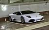 Lamborghini Murciélago (A.G. Photographe) Tags: paris france nikon parking ag nikkor lamborghini français hdr parisian murciélago anto photographe foch xiii parisien 2470mm28 d700 antoxiii hdr9raw agphotographe