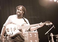 Hey Victor! It's Sliders Sunday! You dig? (tumbleweed.in.eden) Tags: lawrence bass guitar livemusic victor granada kansas victorwooten wooten sliderssunday