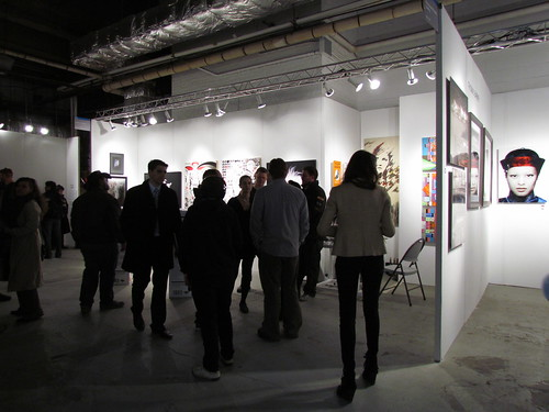 Scope art fair, NY