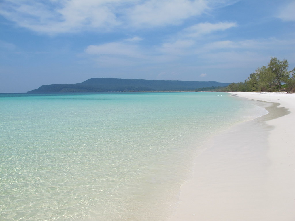 So much beach, so little time, Koh Rong, Cambodia