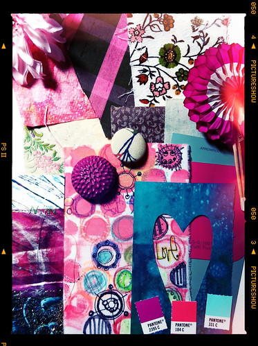INSPIRATION tray: from my stash