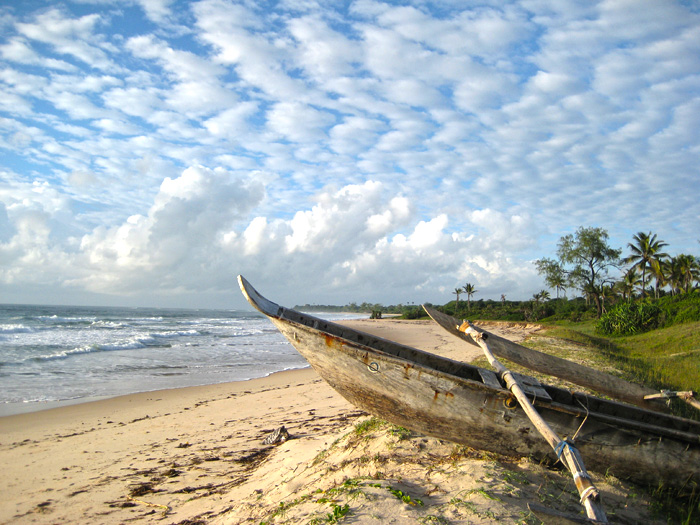 Tanzanian Coast - Indian Ocean