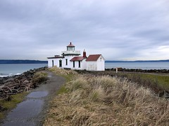 Discovery Park - Lighthouse