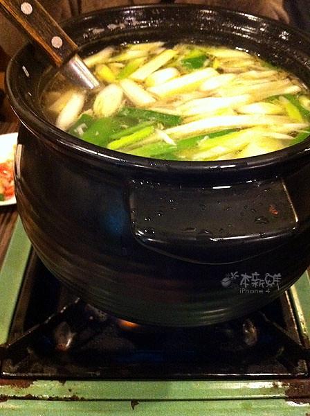 半天筍雞湯