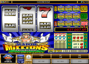Major Millions slot game online review