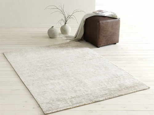 Hemp carpet from India