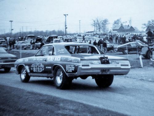 Ron Pellegrini's SuperBird Buick