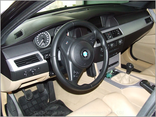 Detallado int-ext BMW 530d e60-24