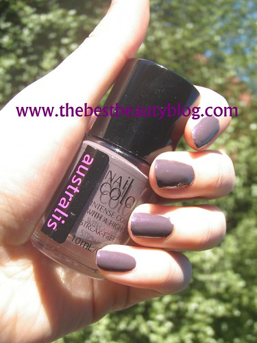 Australis nail polish