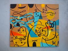 manoslibres (Julian Manzelli) Tags: art argentina illustration arte buenos aires chu pintura ilustracin manzelli