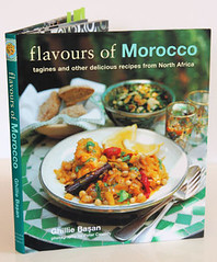 Flavours of Morocco book cover 1259 R