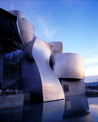 museo guggenheim bilbao (Museo Guggenheim Bilbao) Tags: bilbao guggenheim museo