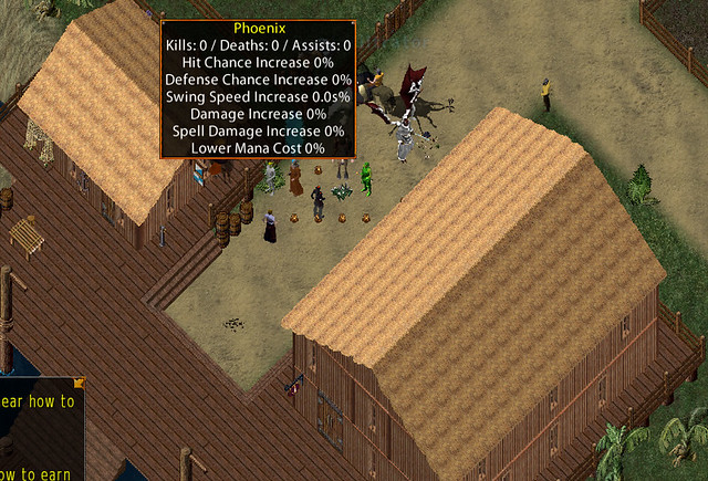 Ultima Online - New Magincia