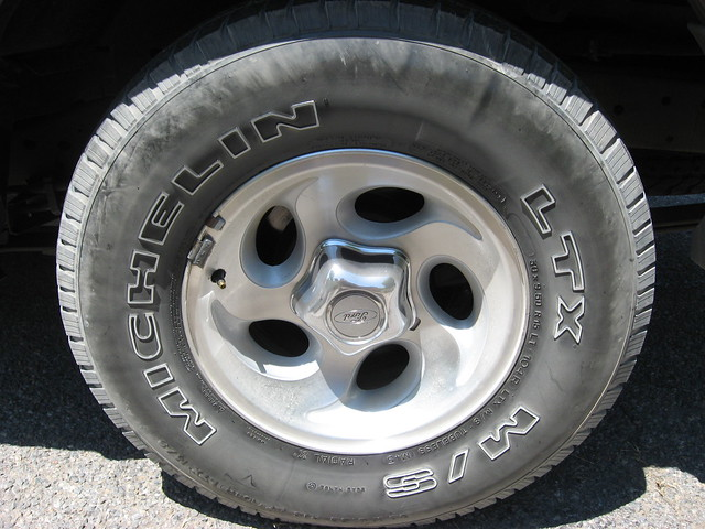 Tuf Shine Dirty wheel
