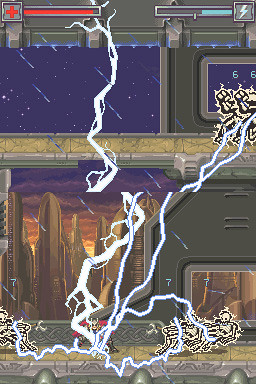 Thor DS Screens