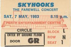Skyhooks 83