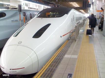 九州新幹線さくら!デザインかっけぇーーー