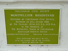 Photo of Green plaque number 6350