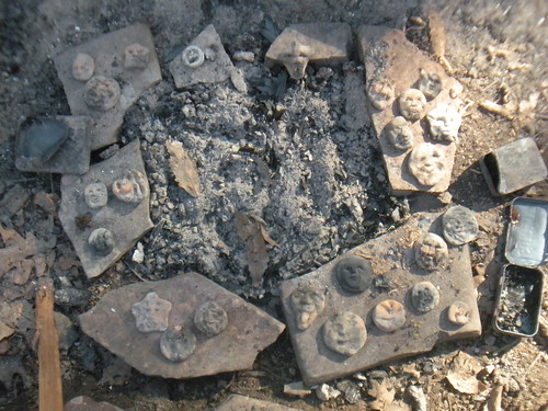 Face Coins Unearthed