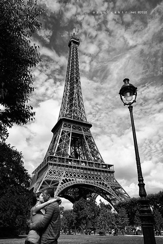 L'amour est different a Paris