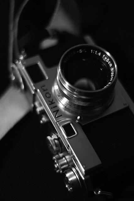Nikon S2+Nikkor-S.C F1.4/5cm