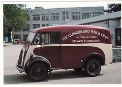 Cumberland Pencil Co 'J' Type Van (bubbles44) Tags: cumberland pencilfactory morrisj2van morrisjtype