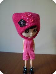 Hat Pink for Blythe