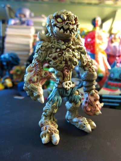 Skekiltor by Half Bad Toyz