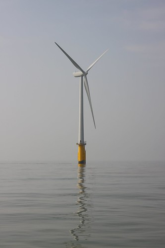 The Thanet Offshore Windfarm