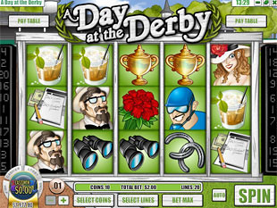 A Day at the Derby slot game online review