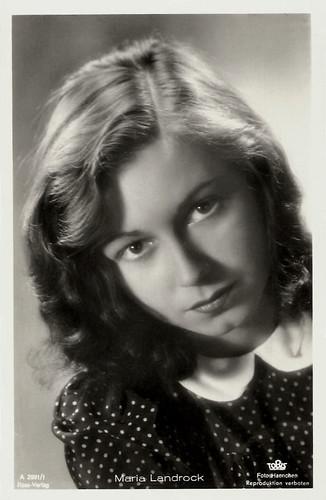 Maria Landrock