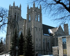 Westminter Church, Winnipeg