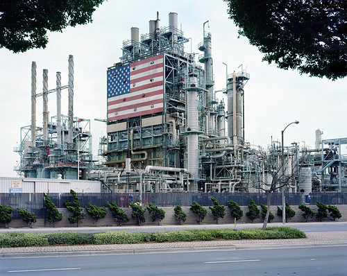Mitch Epstein - BP Carson Refinery. California 2007