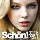 Schön! Magazine Ad