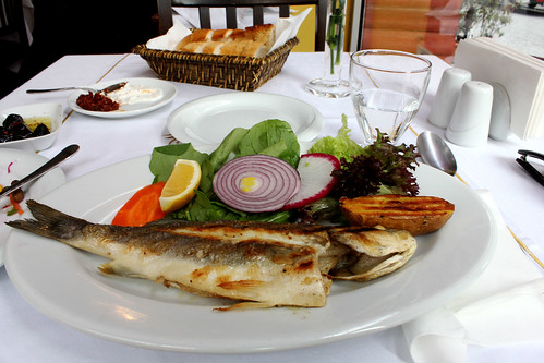 Sultanahmet Fish House