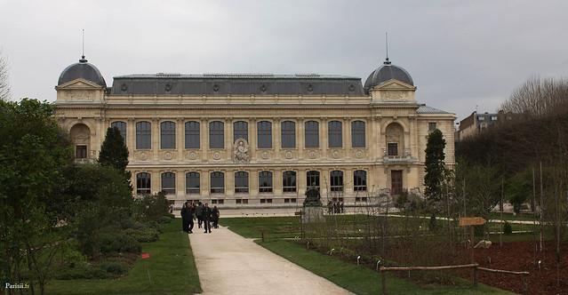 Bâtiment de la Grande Galerie de l'Evolution