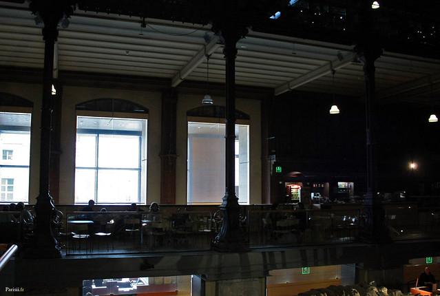 Bar de la galerie