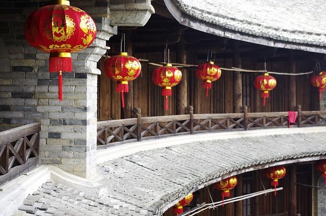 """El """"mundo perdido"""" de Yongding, en China 5588261143_d8c21d8383_z"""