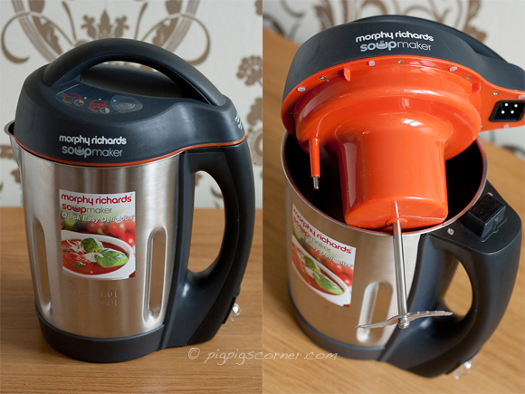 morphy richards soup maker