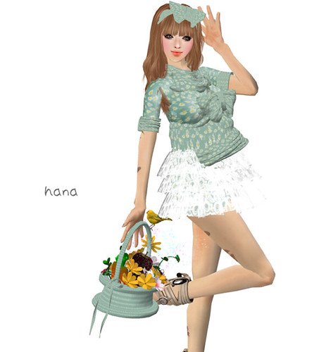 BB - Nature Spring Dress