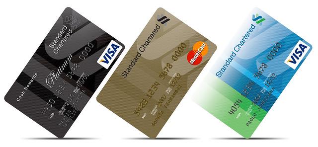 Standard Chartered Visa