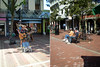 (dhill4910) Tags: burlington cool vermont creepy busker churchst tych oldsters maxsdigi noplannoproblem