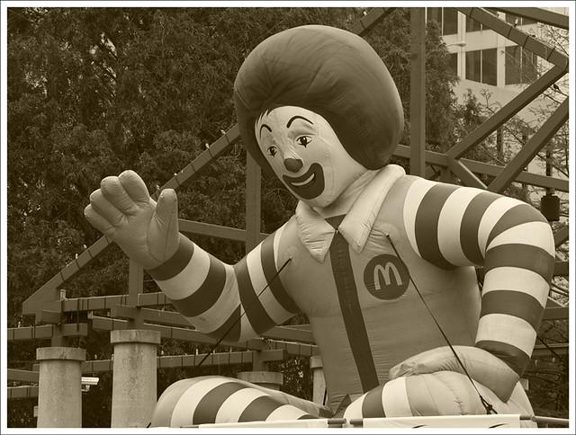 Bodhisattva Ronald