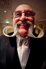 (wsogmm) Tags: world me beer norway hair beard bill championship bottle beards competition moustache curly moustaches they thats facialhair mitchell championships trondheim theyre holders 2011 cupholders hirsuite wbmc worldbeardandmoustachechampionships
