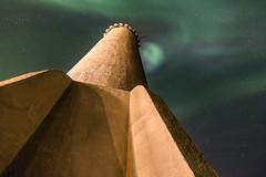 Akraneslighthouse (GBen) Tags: auroraborealis akranesviti iceland akranes lighthouse northenlights