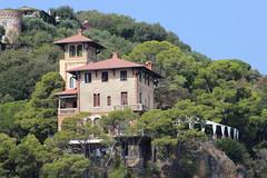 Villa Beatrice, Portofino ITA (Kellsboro) Tags: italianriviera italy portofino villabeatrice