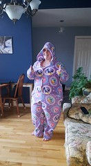 My Little Pony Onesie (IGetPointsForTrying) Tags: sewing comfy mccalls pattern